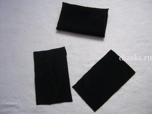 текстильные бусы своими руками