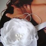 Миниатюра к статье Свадебные аксессуары для невесты своими руками