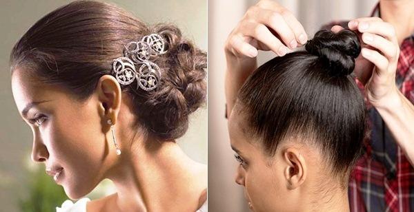 аксессуары для волос шпильки