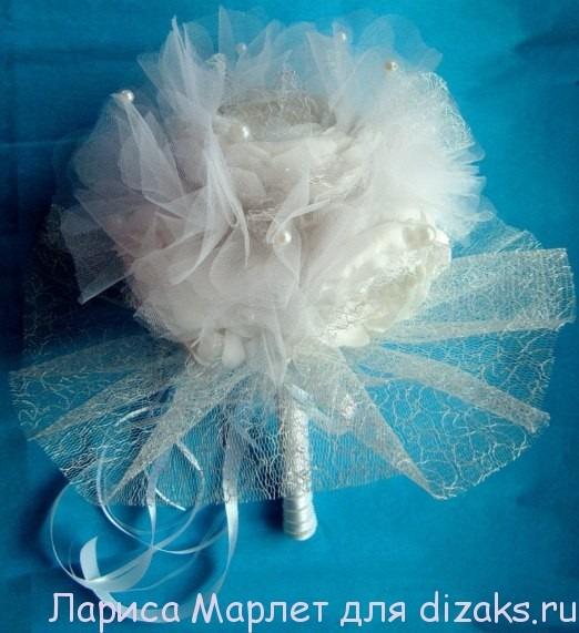 букет невесты сделать самой