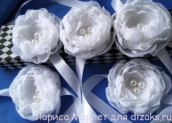 повязка невесты