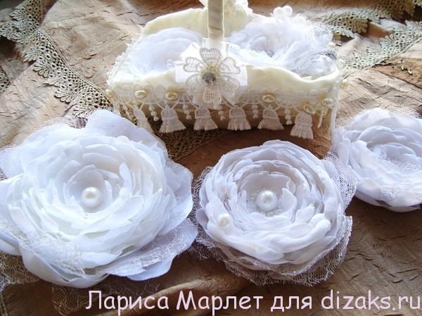 повязка свадебная для невесты