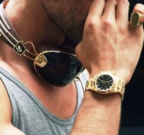 как правильно выбирать золотые мужские украшения