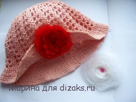 роза из ткани своими руками