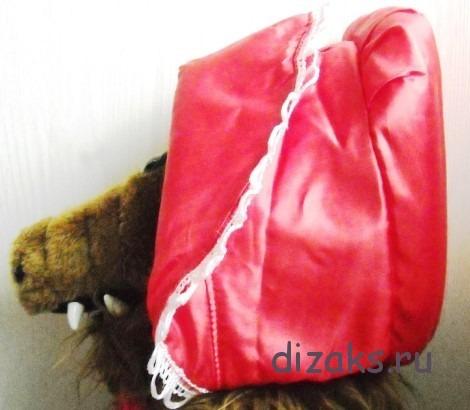 чепчик красной шапочки выкройка