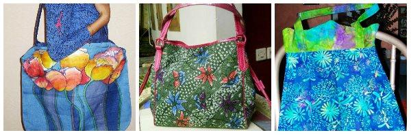 сумки батик