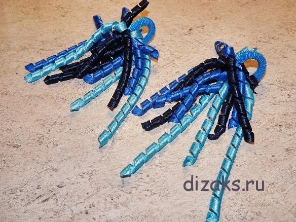 резинки спиральки своими руками
