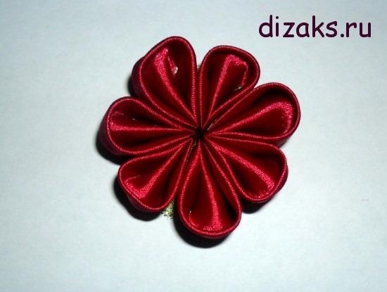 цветок канзаши2