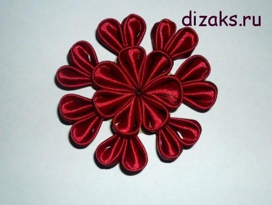 цветок канзаши5
