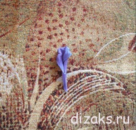 повязка с цветком5