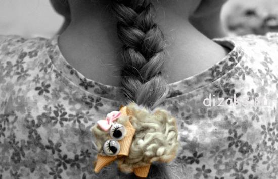 резинка овечка своими руками