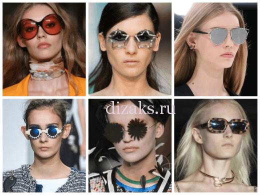 модные очки 2015