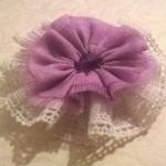 цветок шебби шик