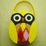 сумочка сова