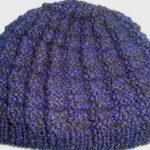 Миниатюра к статье Вяжем мужскую шапку на 2 спицах