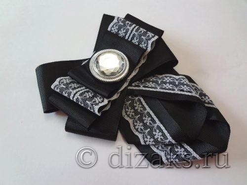 галстук канзаши