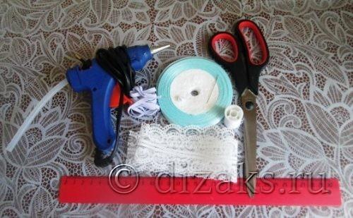 материалы для повязки