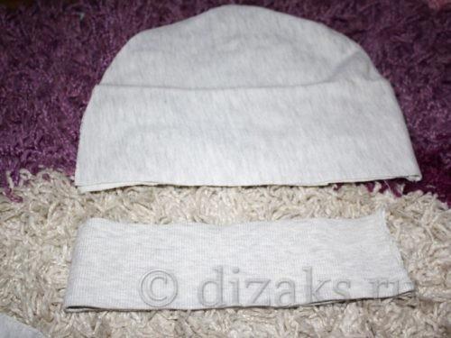 детали шапки