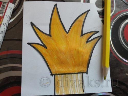 разукрасить корону