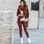 Модные вязаные шарфы спицами 2020-2021: новинки, схемы, описание