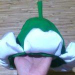 Миниатюра к статье Шляпка Ромашка для детского костюма своими руками
